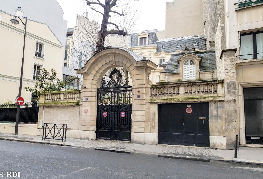 47, rue Pergolèse